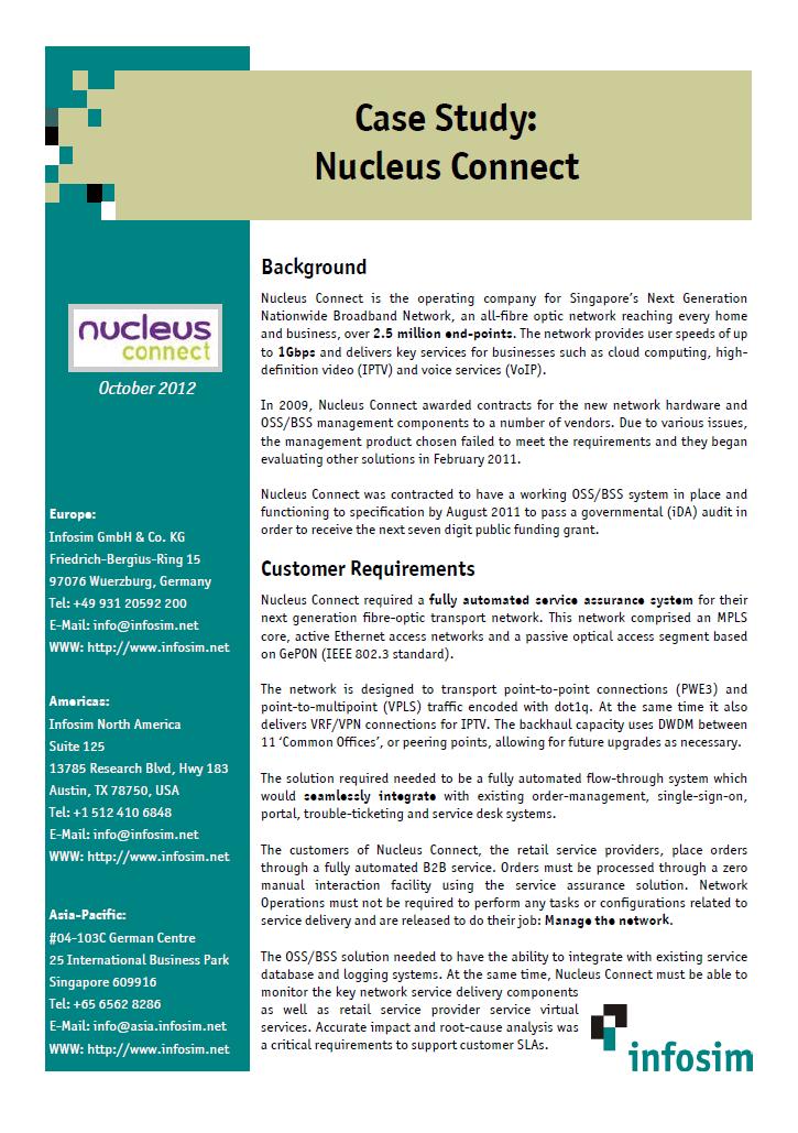 Case Study: Nucleus Connect