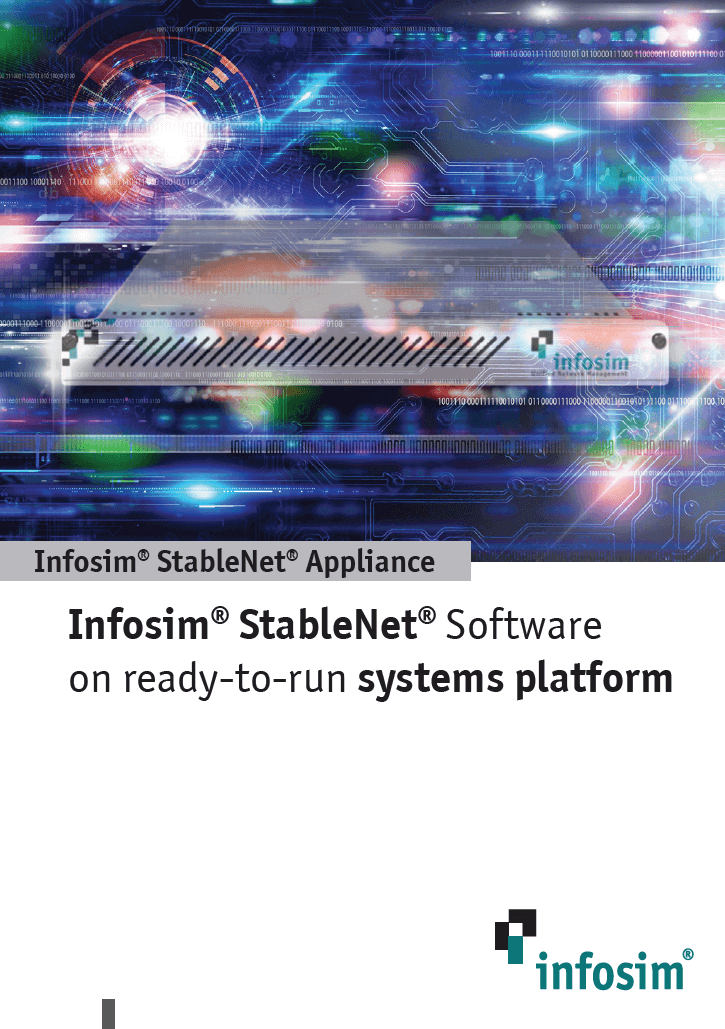 StableNet Software on ready-to-run systems platform