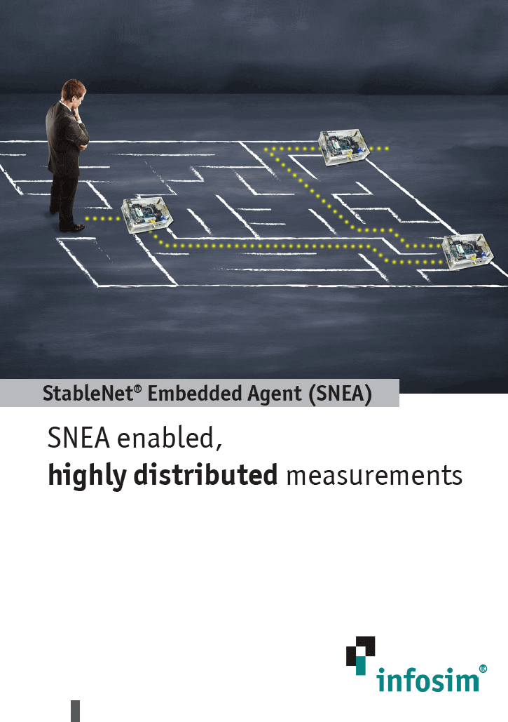 SNEA enabled, highly distributed measurements