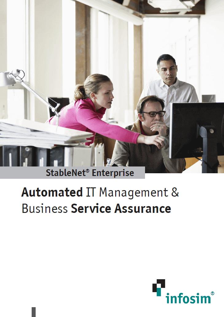 Automated IT Management & Business Service Assurance