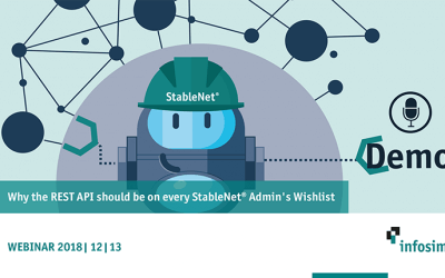 StableNet® Live Demo – December 13th, 2018