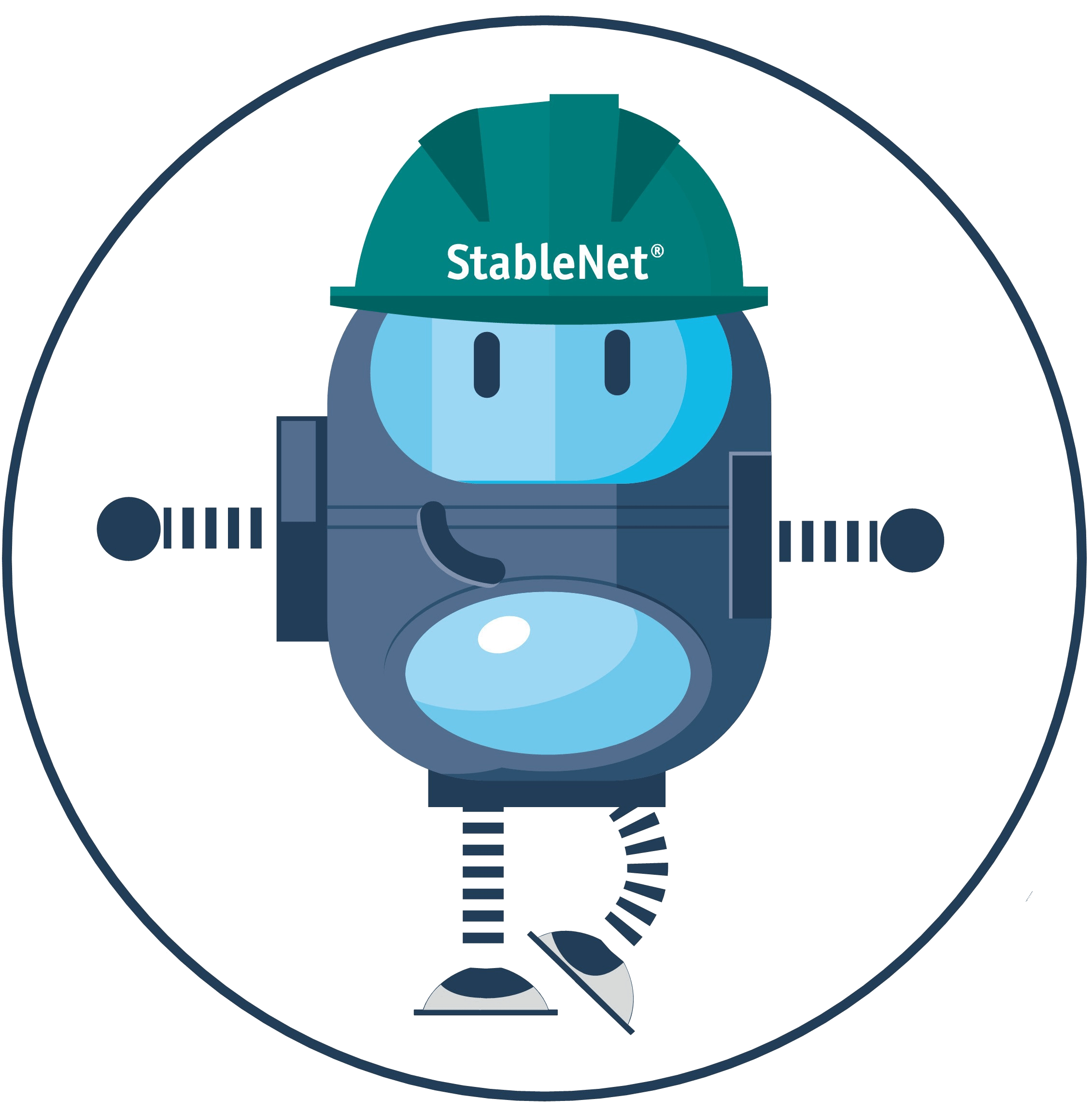 StableNet Robot Icon