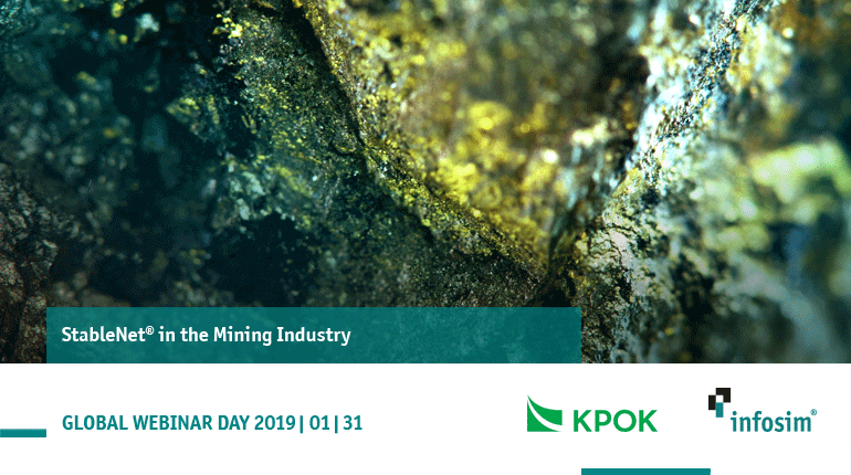 StableNet® in the Mining Industry – StableNet® GWD – 2019/01/31