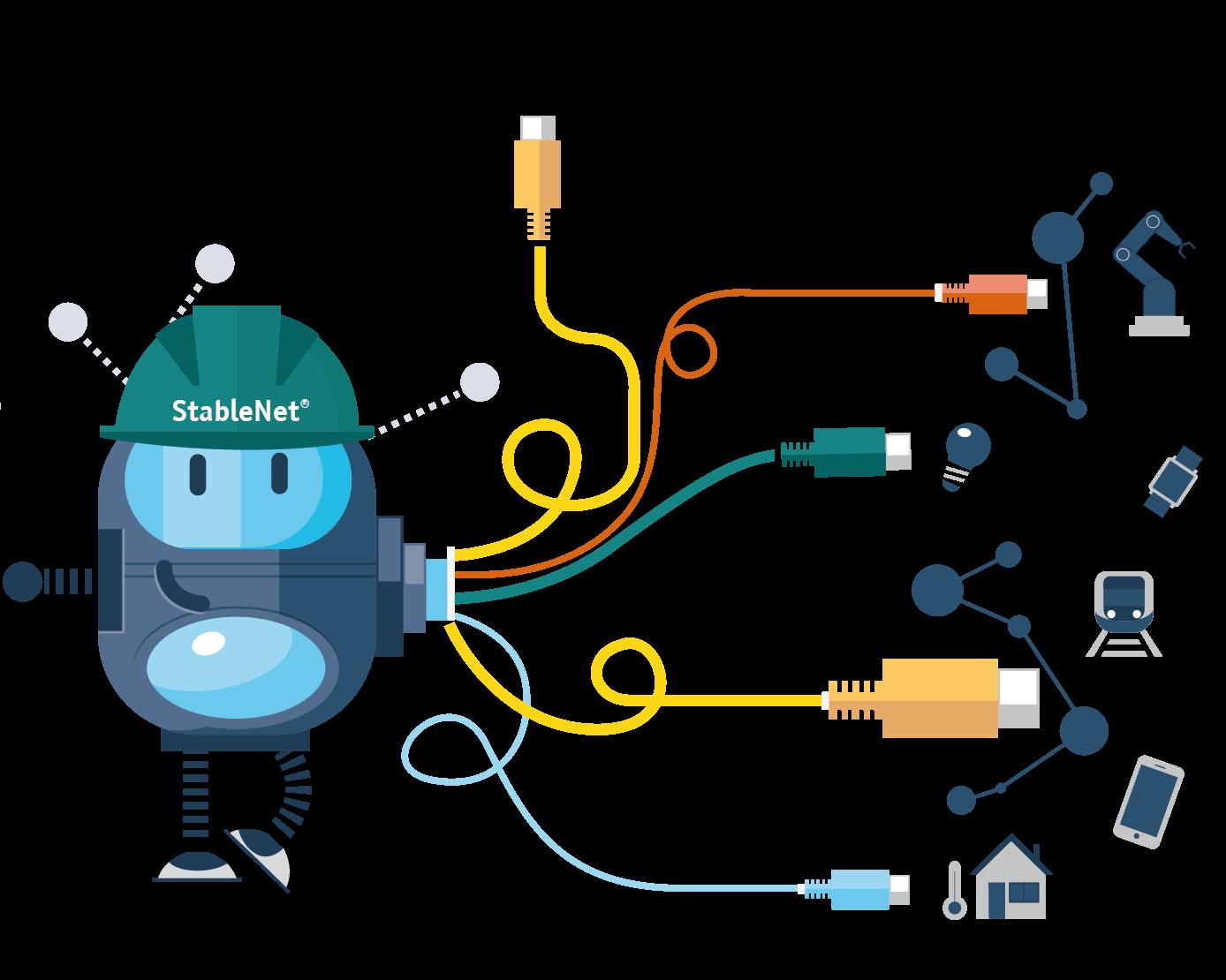 StableNet Robot