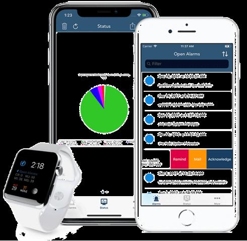 StableNet Watch App