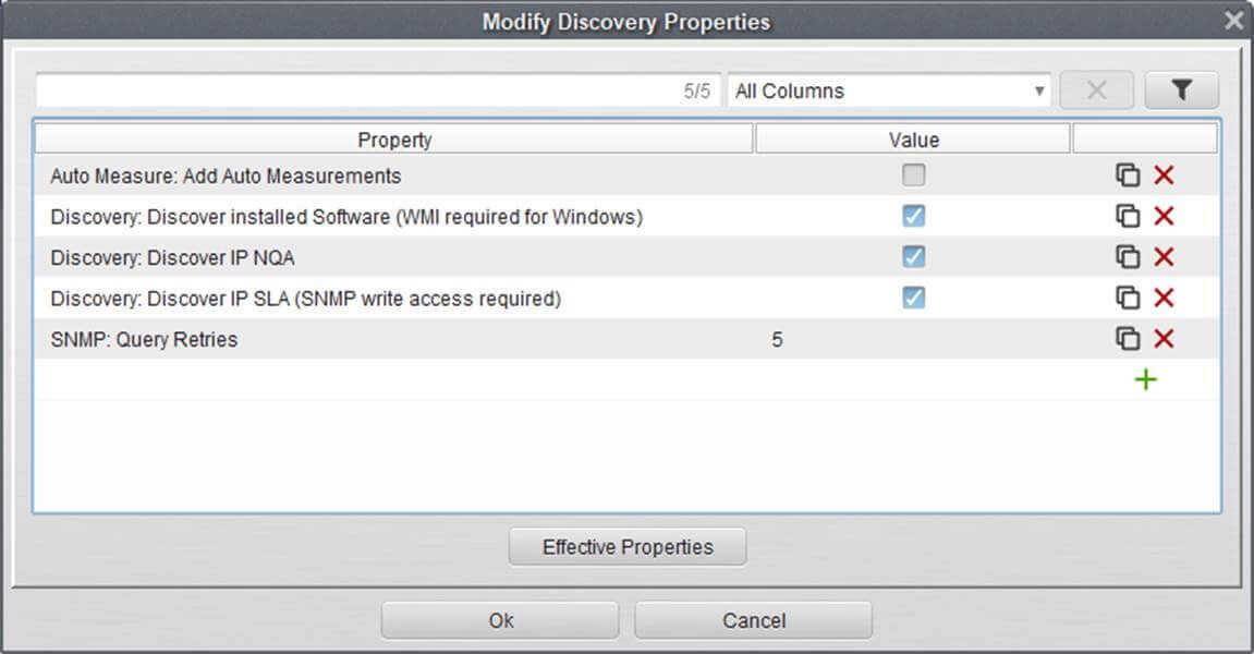 StableNet® XML Discovery Jobs