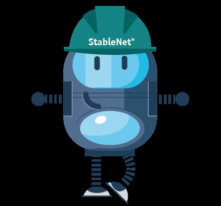 StableNet® Roboter