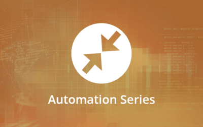 Platforms and Workflows that Automate Operations