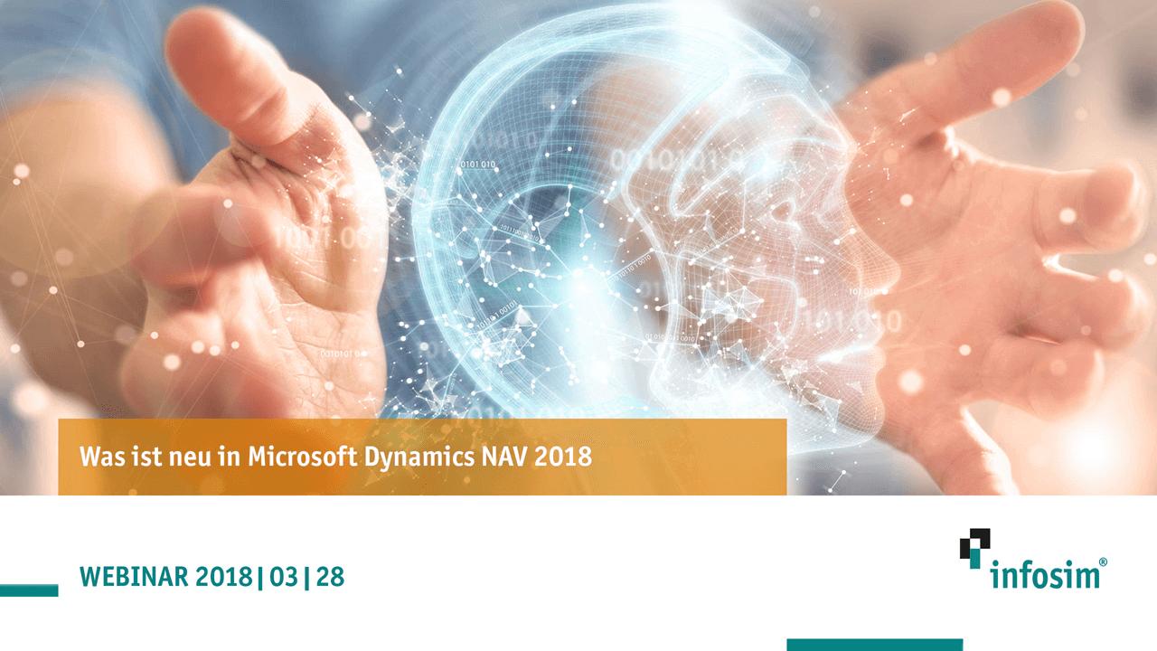 Microsoft Dynamics Nav Screenshot Webinar 2018