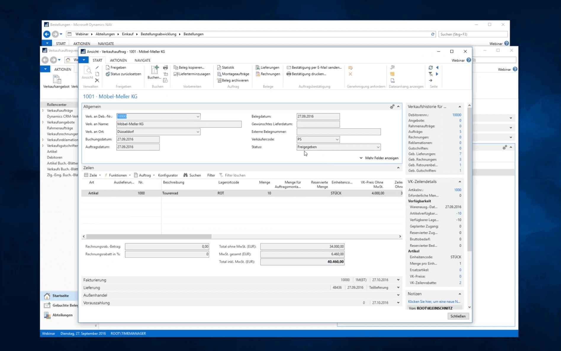 Webinar Workflow In Dynamics NAV 2016 (6)
