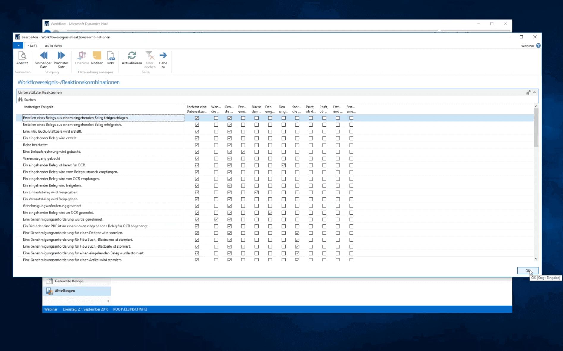 Webinar Workflow In Dynamics NAV 2016 (7)