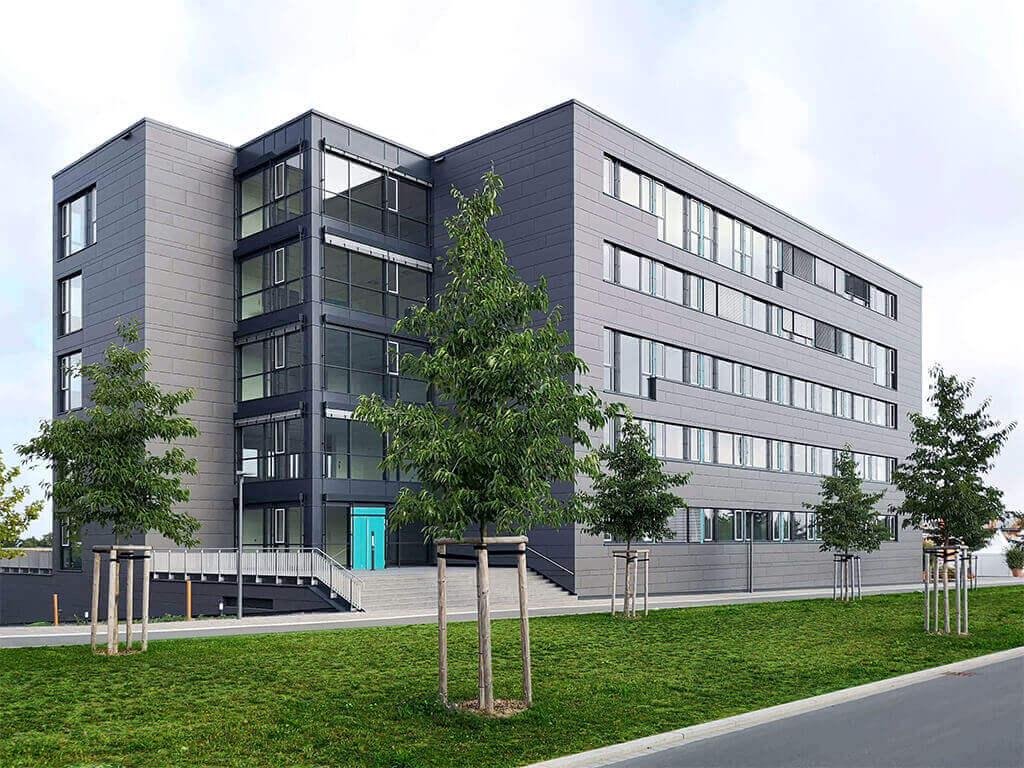 Infosim® Neubau Hauptsitz Würzburg