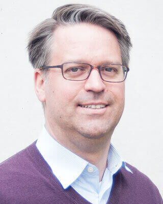 Matthias Schmid Director of Project Manage­ment and founding member