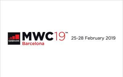 Mobile World Congress 2019, Barcelona, Spain