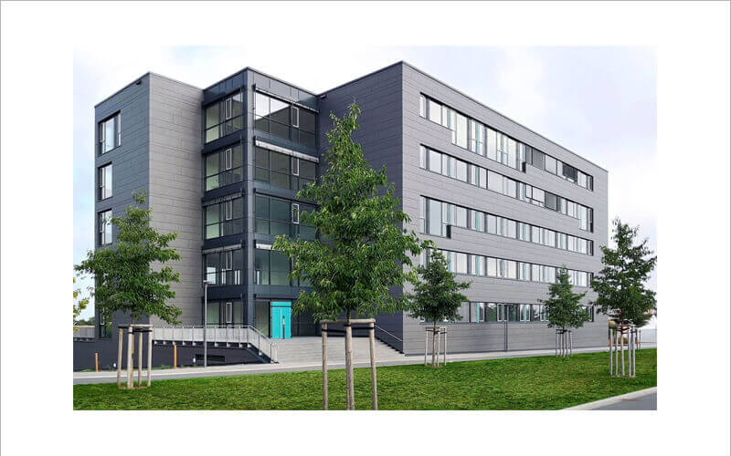 New address for the Infosim® HQ in Würzburg