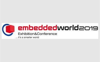 Embedded World 2019, Nürnberg, Germany