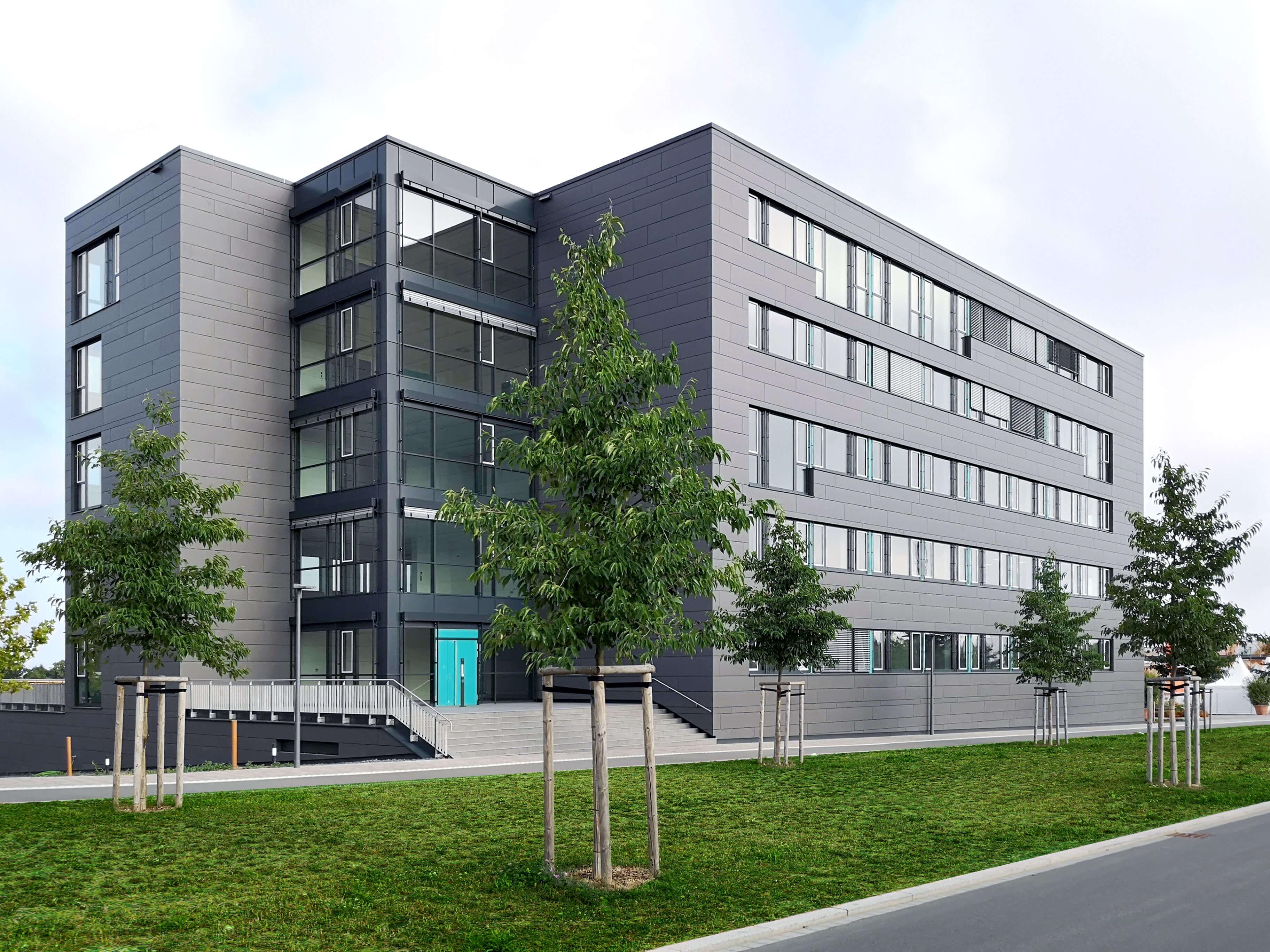 Infosim Unternehmensgebäude