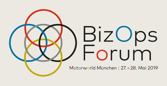 BizOps Forum 2019 Logo