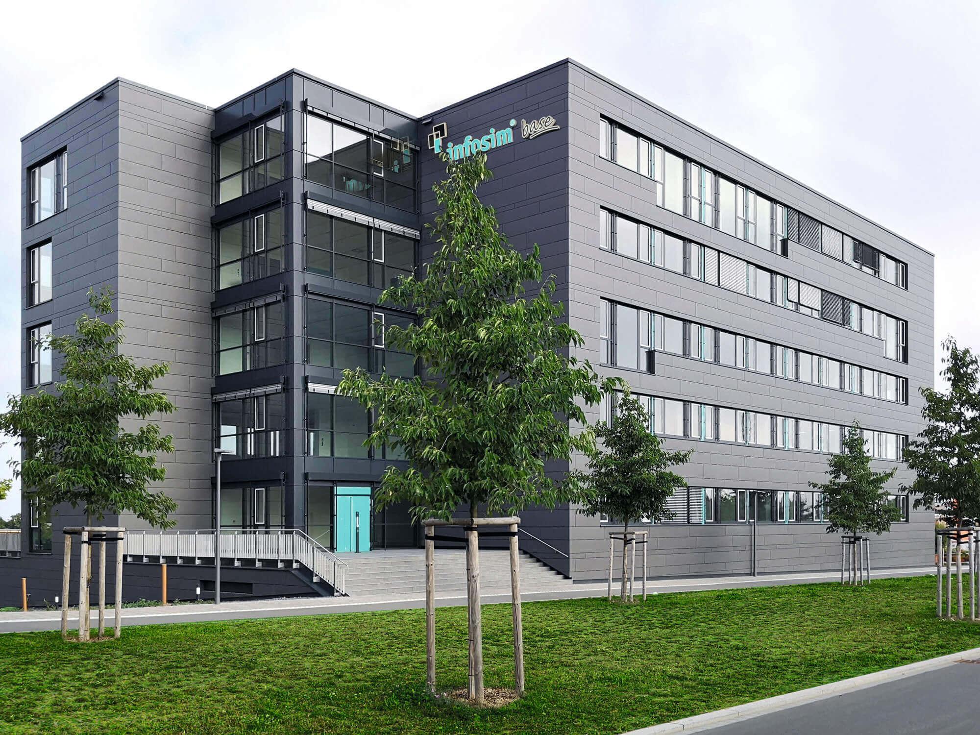 Infosim headquarter Würzburg