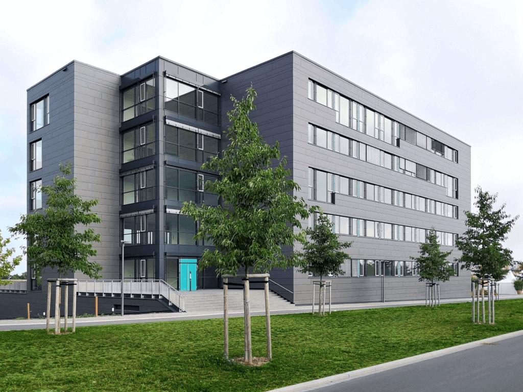 Infosim Neubau Wuerzburg