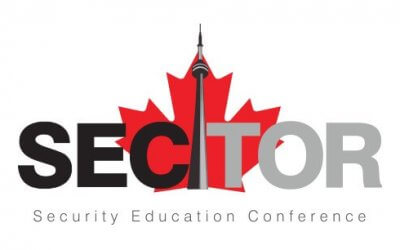 SecTor 2019, Toronto ON, Canada