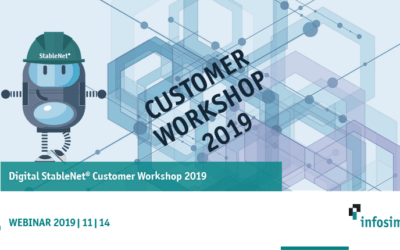Digital StableNet® Customer Workshop 2019