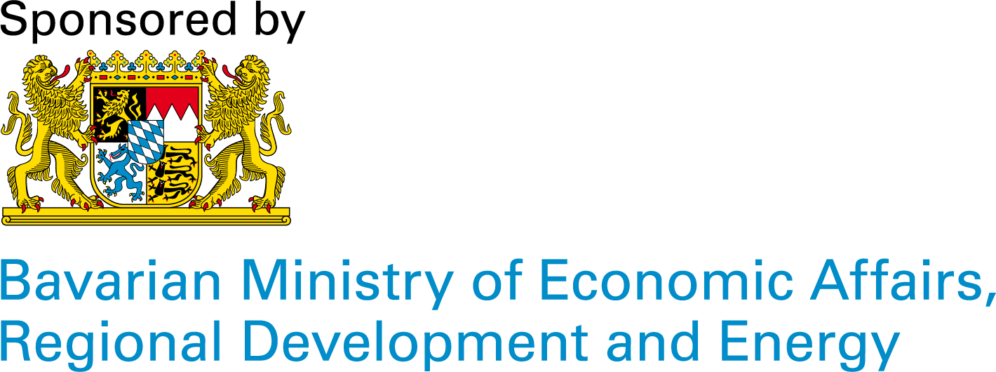 Logo of the Bavarian Ministry of Economic Affairs