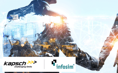 Infosim® and Kapsch to extend network management partnership to entire DACH region
