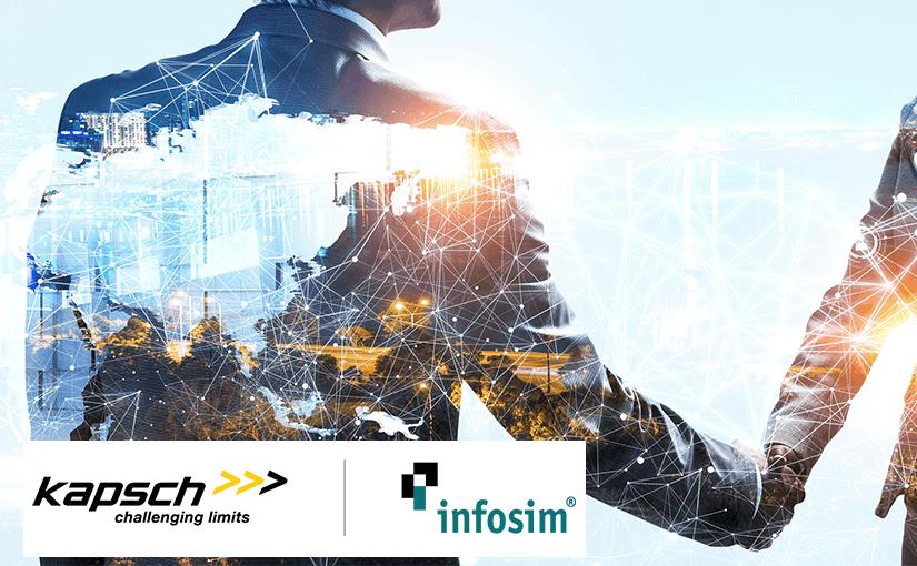 Infosim® and Kapsch to extend network management partnership to entire DACH region