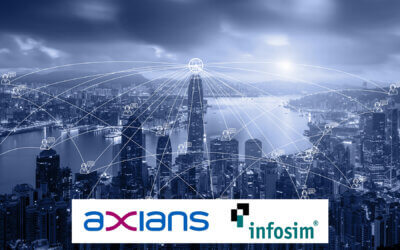 Automated Network and Service Management for Complex Networks: Axians and Infosim® with joint platform strategy for German market